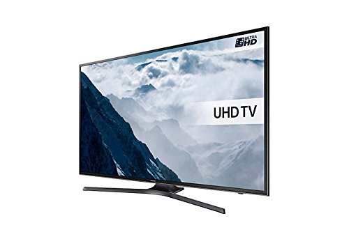 Samsung UE40KU6000k 40-inch 4K Ultra HD Smart TV – Black