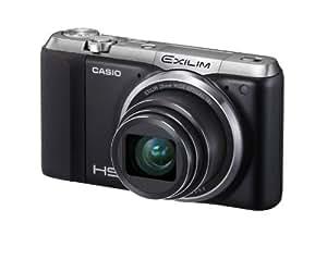 Casio Exilim EX-ZR700 Digitalkamera (16,1 Megapixel, 7,6 cm (3 Zoll) Display, 36-fach Multi SR Zoom, Triple Shot, HDR) schwarz