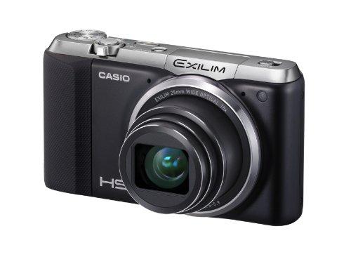 Casio Exilim EX-ZR700 Digitalkamera, schwarz (Digital Kamera Casio)