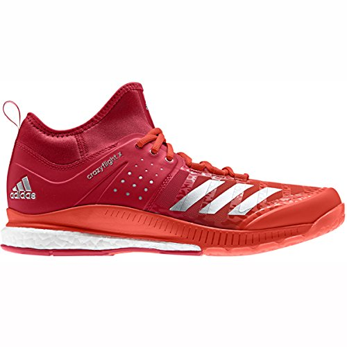 adidas Adidas Crazyflight X Mid Sportschuh, Herren, Arancione, 12.5