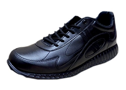 Liberty Force 10 Black Kids Non-Leather