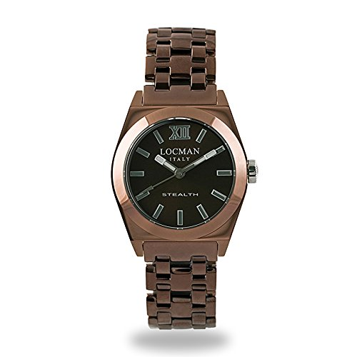 Women's Stealth Brown – Watch Locman Ref 204 0204bnbnfnk0brn