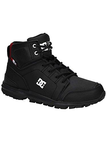 DC Shoes Herren Torstein Klassische Stiefel, Schwarz