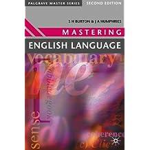 Mastering English Language (Palgrave Master Series)