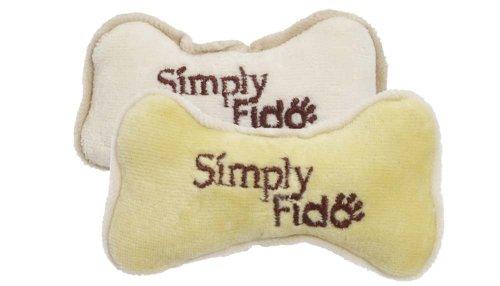 Einfach Fido Bio Plüsch Knochen Pet Spielzeug -