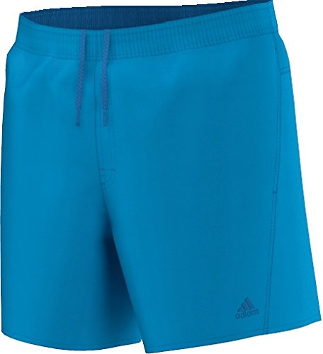 adidas Basic Herren Shorts XXL - solblu/bahblu