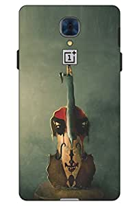 OnePlus 3 Back Cover by Winchip - MultiColor