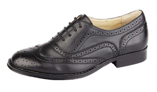 boulevard-chaussures-de-ville-lacets-pour-femme-noir-noir-3-uk