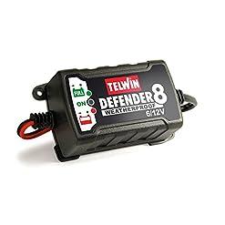 Telwin Defender Mantenitore e Caricabatterie Elettronico