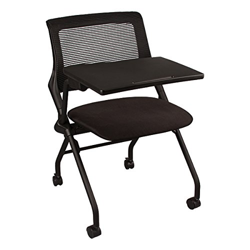 Brilliant School Outfitters Nor Sys3031 So Norwood Commercial Furniture Mesh Back Tablet Arm Nesting Chair 18 3 4 Seat Height 25 5 Width 31 Length Black Onthecornerstone Fun Painted Chair Ideas Images Onthecornerstoneorg