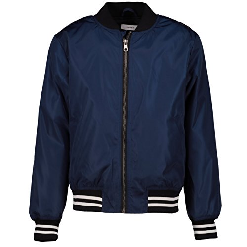 Name it Kinder Übergangsjacke Bomberjacke NKMMarten dress blues, Größe:134, Farbe:dress blues
