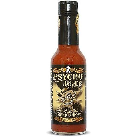 Psycho Juice Arrosto di aglio salsa di peperoncino fantasma