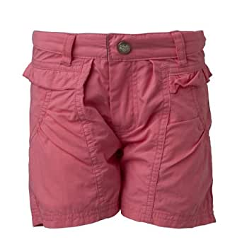 Lego Wear - Short - Fille - Rouge (463 Cherise) - FR : 5 ans (Taille fabricant : 110)