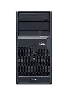 Fujitsu ESPRIMO P2760 Micro-tour 1 x Core i5 650 / 3.2 GHz RAM 4 Go Disque dur 1 x 500 Go DVD±RW (±R DL) / DVD-RAM HD Graphics Gigabit Ethernet Windows 7 Pro / XP Pro TwinLoad Moniteur : aucun(e)