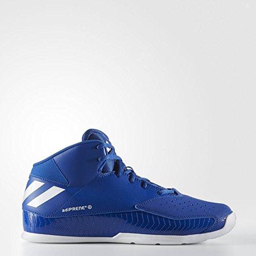 adidas Herren Nxt Lvl SPD V Basketballschuhe, Blau (Reauni/ftwbla/reauni), 42 2/3 EU