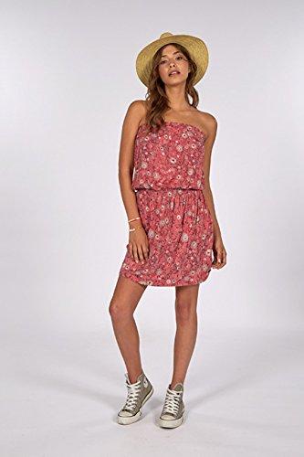 G.S.M. Europe - Billabong Damen New Amed Kleid, Passion Fruit, L Preisvergleich