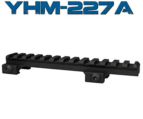 Yankee Hill Machine Half Inch Scope Riser 5.25 Inches by Yankee Hill Machine