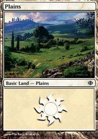 Magic the Gathering: Plains (232) (Foil) - Shards of Alara by Magic: the Gathering