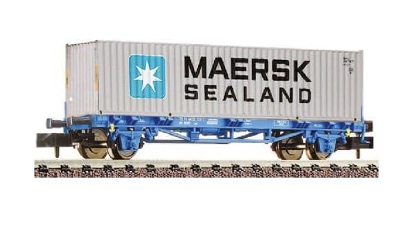 Fleischmann 824215 RENFE Maersk Sealand Container Wagon V