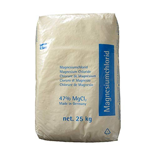 Magnesium-Chlorid Magnesiumchlorid 25kg - Made in Germany