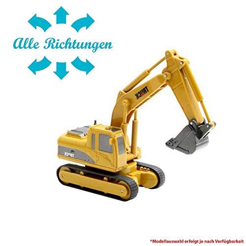 RC Baufahrzeug kaufen Baufahrzeug Bild 1: HSP Himoto RC Ferngesteuerter Mini Raupenbagger Bagger Truck Baustellen-Fahrzeug, 1:64 Maßstab Modell, eingeb. Akku, Komplett-Set RTR*