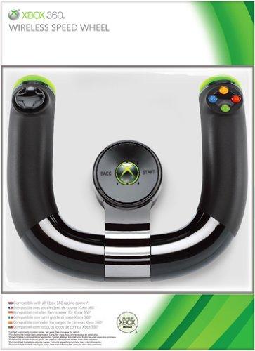 Microsoft - Volante Inalámbrico Speedwheel