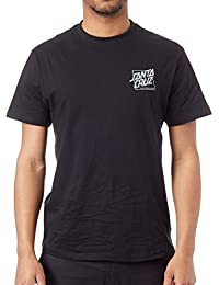 Santa Cruz Black SC Squared T-Shirt