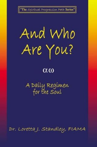 Preisvergleich Produktbild And Who Are You: A Daily Regimen for the Soul