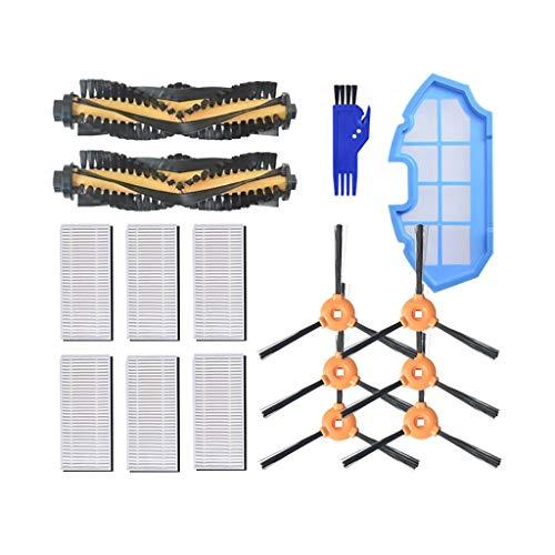Rifuli? Zubeh?r für Staubsauger Replacement Parts for Filter for Ecovacs DEEBOT N79 N79S Robotic Vacuum Cleaner Staubsaugerzubeh?r 0510#001