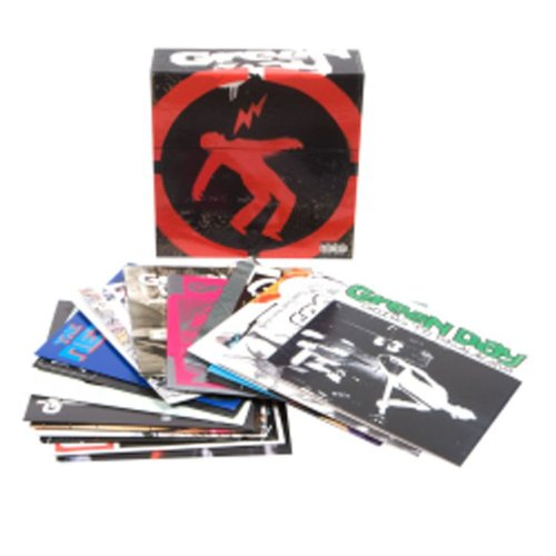 Green Day: 7inch Vinyl Box Set [Vinyl Single] (Vinyl)