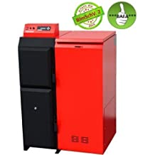 Caldera de pellets Pelling 50 kW ECO BAFA elegibles Pelletheizkessel