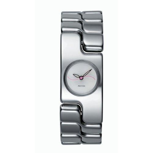 Alessi - AL15000 - Montre Femme - Automatique - Analogique - Bracelet Acier Inoxydable Argent