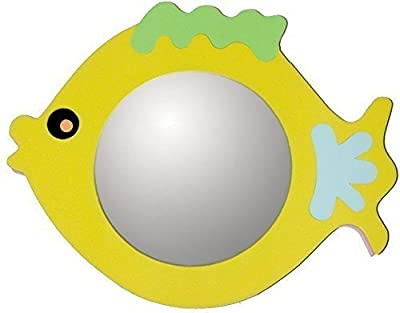 Edushape Magic Mirror Fish Bath Toy - low-cost UK light store.