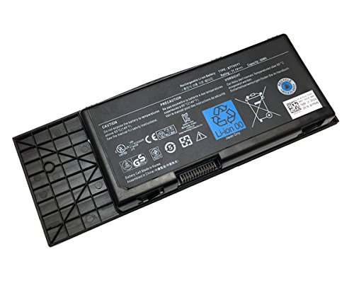 7XINbox 11.1V 90wh AM17XR3-6842BK Ersatz Akku Batterie für Dell Alienware M17x R3 R4 AM17XR3-6842BK BTYV0Y1 7XC9N C0C5M 0C0C5M 318-0397 Alienware M17x Laptop