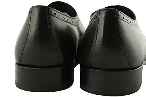 Pierre Cardin - Chsussure Pierre Cardin en cuir Jito Noir