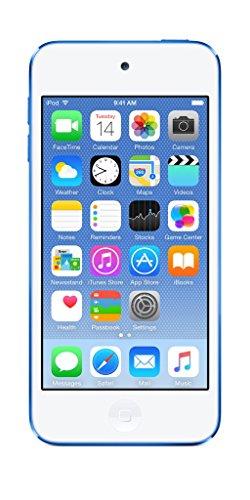 Apple MKH22HN/A iPod Touch 16 GB (Blue)