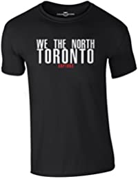 We The North T-Shirt Toronto Raptors Basketball Jersey NBA Trikot