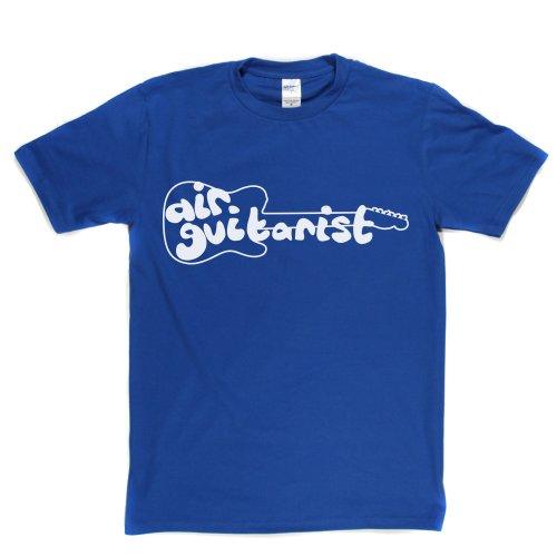 Air Guitar Legend Dance Off T-shirt Königsblau
