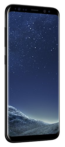 Samsung Galaxy S8 64GB SIM-Free Smartphone - Midnight Black Img 1 Zoom
