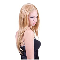 A Plus APLUS Ozone Lace Front Wig 005HN- Color ELEGANCE