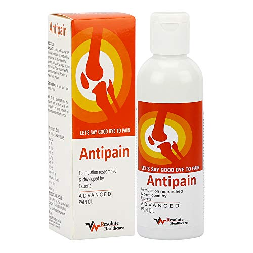 AntiPain - Ayurvedic Pain Relief Oil - 75 ml (1)