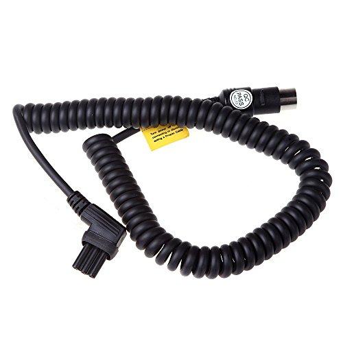 Flash-power Pack (Godox NX Stromkabel für PB820/PB960 Flash-Power Pack und Nikon Speedlite schwarz)