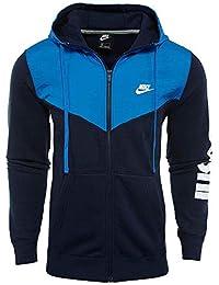 d562f220845635 Nike Hbr+ - Felpa con Cappuccio e Cerniera Intera, da Uomo, Uomo, 931900
