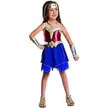 Warner - I-620558XL - Déguisement classique - Dawn of Justice - Wonder Woman  - a08814a6cf6b