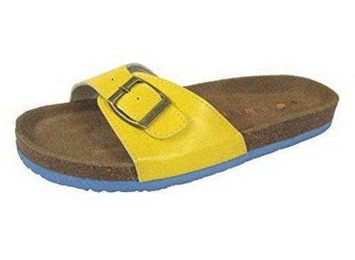 Mulo Delle Classico Sandali Limone Signore 8wqExxRd4