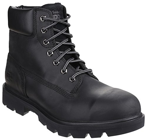 Timberland PRO Sawhorse Lace Up Safety Boot Black Size UK 9 EU 43