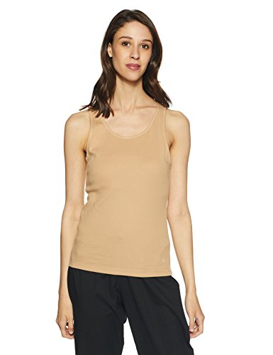 Jockey Women's Cotton Tank Top (Black)