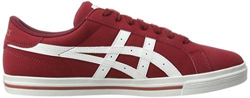 Asics Herren Classic Tempo Gymnastikschuhe Rot (Ot Red/white)
