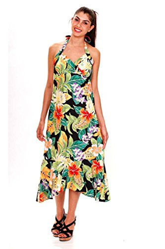 PLA-Vestido-para-mujer-negro-extra-large