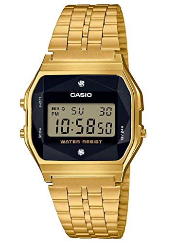 Casio Armbanduhr A159WGED-1EF - Watch Casio Gold